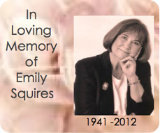 In Loving Memory of Emily Squires